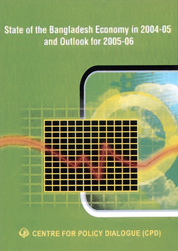 Book Cover: State of the Bangladesh Economy in 2004-05 and Outlook for 2005-06