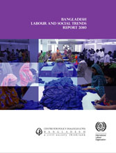 Book Cover: Bangladesh Labour and Social Trends Report 2010