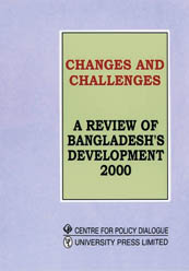 Book Cover: Changes and Challenges: A Review of Bangladesh's Development 2000