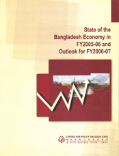 Book Cover: State of the Bangladesh Economy in FY2005-06 and Outlook for FY2006-07