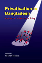 Book Cover: Privatisation in Bangladesh: An Agenda in Search of a Policy