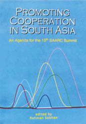Book Cover: Promoting Cooperation in South Asia: An Agenda for the 13th SAARC Summit