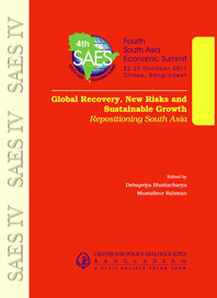Book Cover: Global Recovery, New Risks and Sustainable Growth: Repositioning South Asia