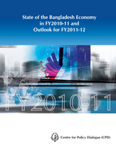 Book Cover: State of the Bangladesh Economy in FY2010-11 and Outlook for FY2011-12