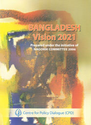 Book Cover: Bangladesh Vision 2021