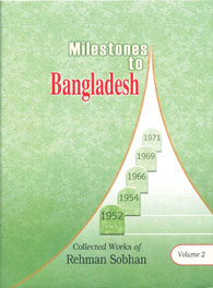 Book Cover: Milestones to Bangladesh