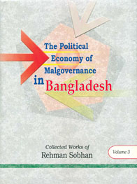 Book Cover: The Political Economy of Malgovernance in Bangladesh