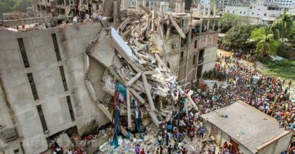 Post Rana Plaza Development and Future Agenda: meetings ahead of one year since the tragedy