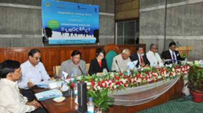 Deputy Speaker Col (Retd) Shawkat Ali attended the roundtable as the chief guest.