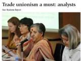 Dr Fahmida Khatun on RMG wage allocation in supply chain