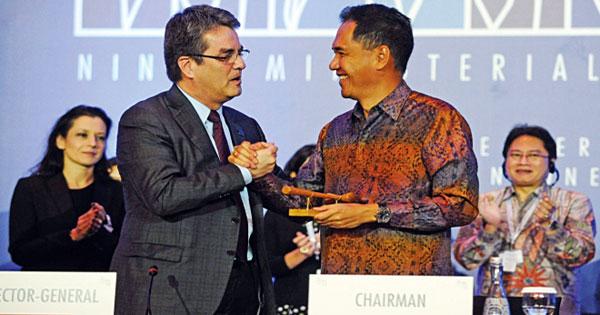 Bali Outcome Implications For Bangladesh Cpd