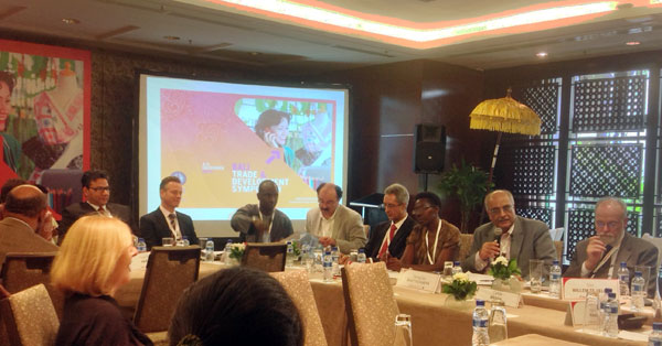 CPD Dialogue held as Bali WTO Ministerial side event