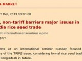 Professor Mustafizur Rahman on TRIPS, non-tariff barriers
