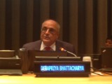 Debapriya Bhattacharya addresses UNGA session on Sustainable Development Goals (SDGs)