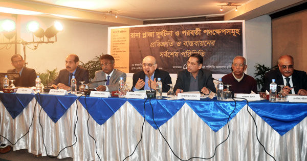 Uneven Implementation of Post-Rana Plaza Promises: Rana Plaza follow-up dialogue told