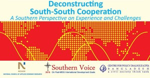 Outcome Paper – Deconstructing South-South Cooperation: A South Asian Perspective