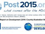European Report on Development 2014: Country Illustration Workshops