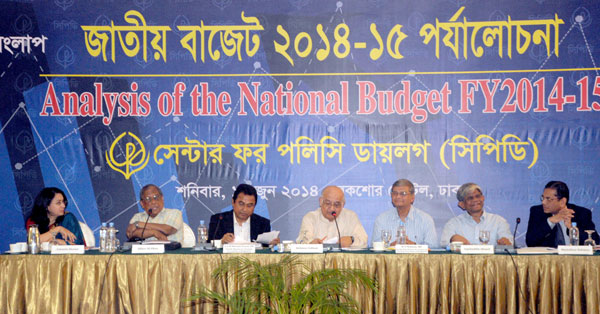 FY15 Budget: Ambitions in abundance, fiscal framework not in tune