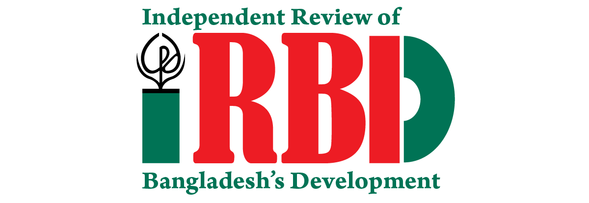 149f83740b9 Independent Review of Bangladesh s Development (IRBD)