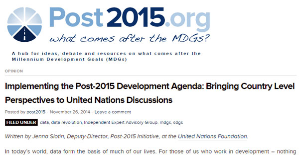 implementing-post-2015-development-agenda-bringing-country-level-perspectives-un