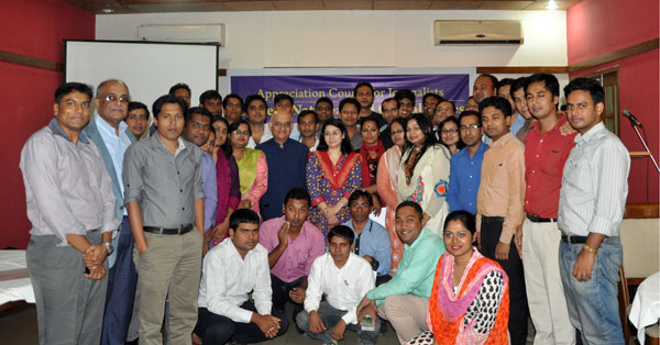 Journalists to accentuate reporting on MDGs, Post-2015 development agenda