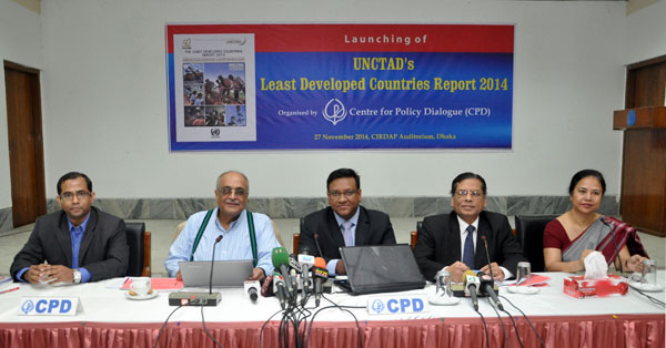 Reduce economic vulnerability, enhance human assets for Bangladesh to rise above LDC status