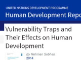Vulnerability Traps: Effects on Human Development – Rehman Sobhan