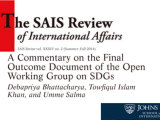 Commentary: Final OWG Outcome on Sustainable Development Goals