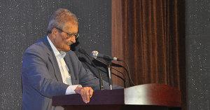 Nobel Laureate Dr Amartya Sen