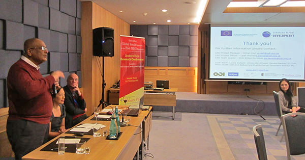 Southern Voice Research Conference concludes successfully at Istanbul