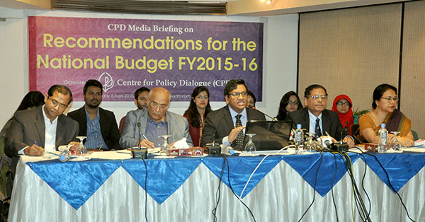 CPD came up with the estimation at a media briefing on its recommendations for the upcoming National Budget for FY2016, held at Brac Centre Inn on 5 April 2015.