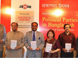 Professor Rounaq Jahan's book on political parties launched