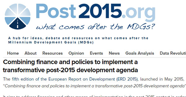 combining-finance-and-policies-to-implement-a-transformative-post-2015-development-agenda