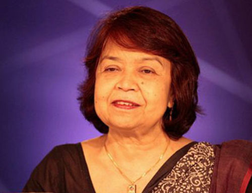 Deliberative and electoral approaches should go together towards deepening democracy: Prof Rounaq Jahan