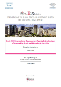 Post-2015-International-Development-Agenda-in-the-Context-of-Interlocking-Trade-and-Financing-in-the-LDCs