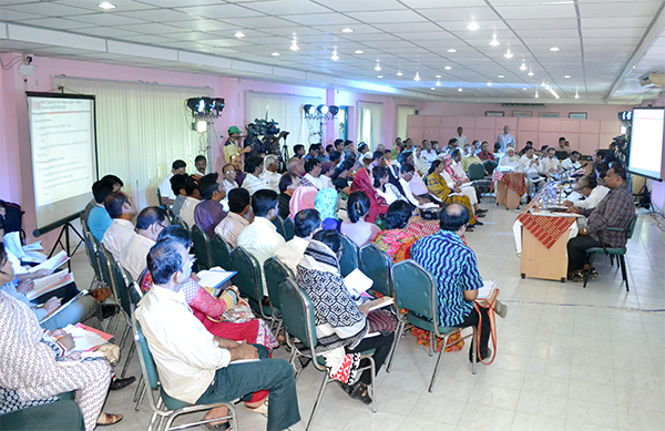 A special SME economic zone urged in Bogra CPD pre-budget dialogue04