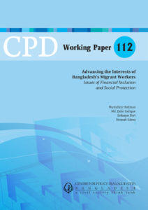 Advancing the Interests of Bangladesh's Migrant Workers cover