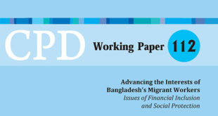 Advancing the Interests of Bangladesh's Migrant Workers feat
