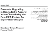 Economic Upgrading in Bangladesh's Apparel Value Chain during the Post-MFA Period: An Exploratory Analysis