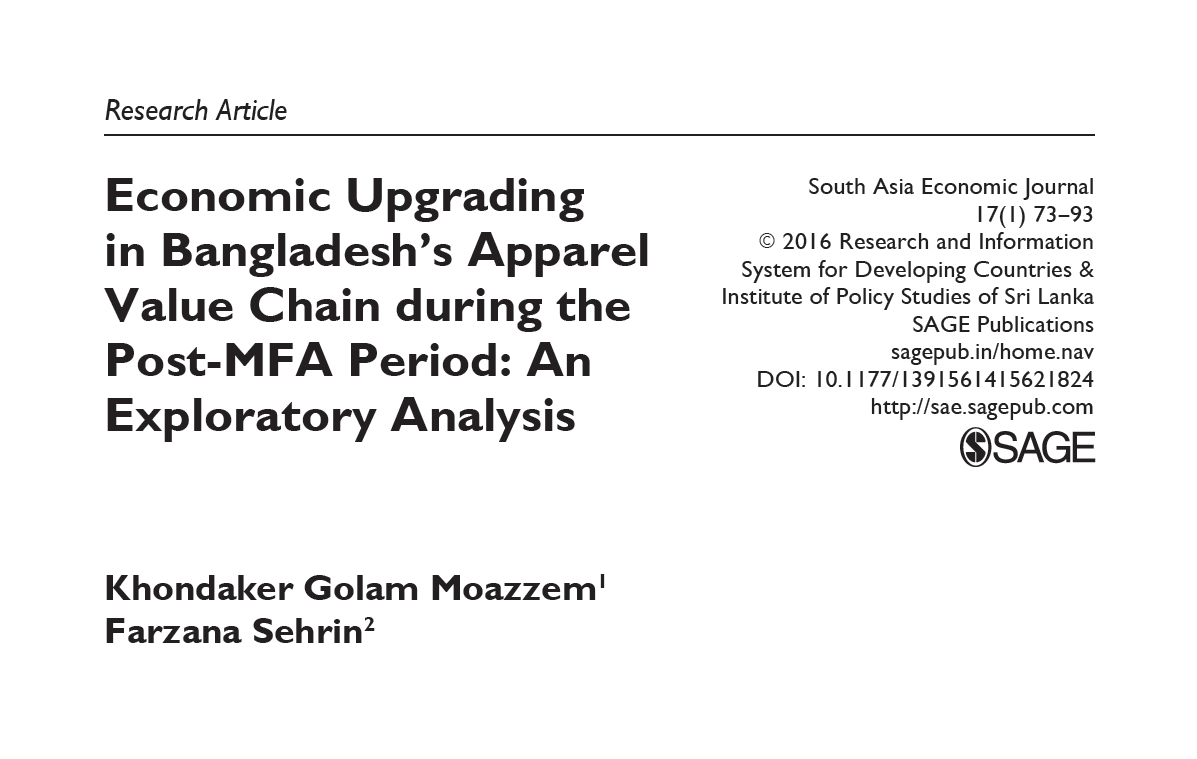 Economic-Upgrading-in-Bangladesh's-Apparel-Value-Chain-during-the-Post-MFA-Period-featured