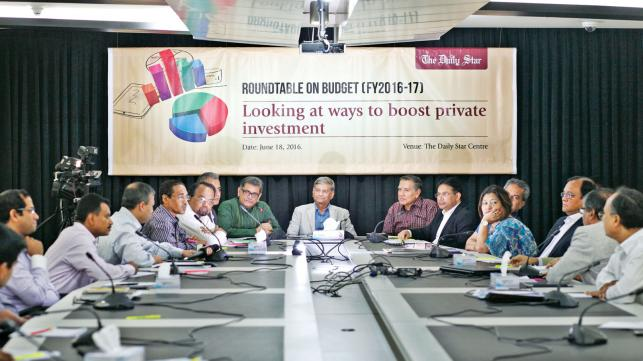 Looking at ways to boost private investment