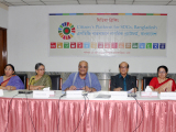 National Platform Launched to contribute to SDG Delivery in Bangladesh