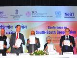 Debapriya Bhattacharya joins International Conference on South-South Cooperation, New Delhi