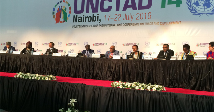 Access to productive assets is key to women's economic empowerment – Debapriya at UNCTAD 14 in Nairobi
