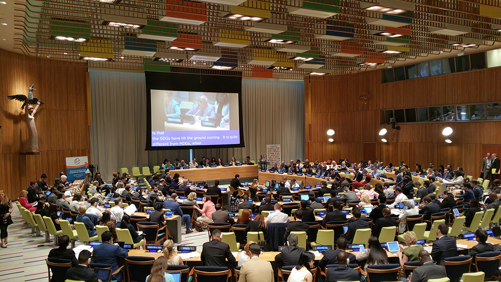 HLPF-UN-Seminar