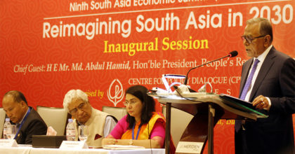 By 2030, South Asia will be the most influential region in the world: SAES IX