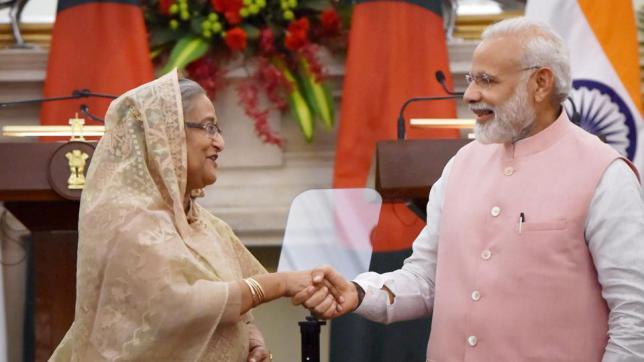Sheikh-Hasina-Narendra-Modi-Bangladesh-India