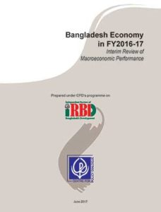 Bangladesh Economy in FY2016-17-Cover