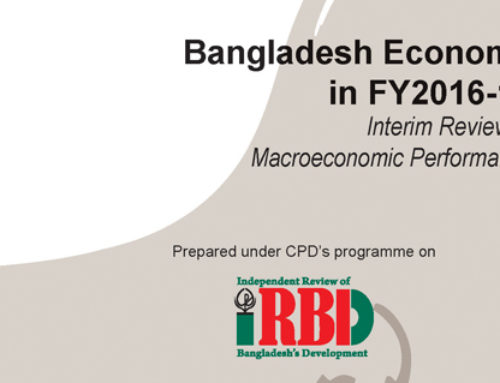 Bangladesh Economy in FY2016-17