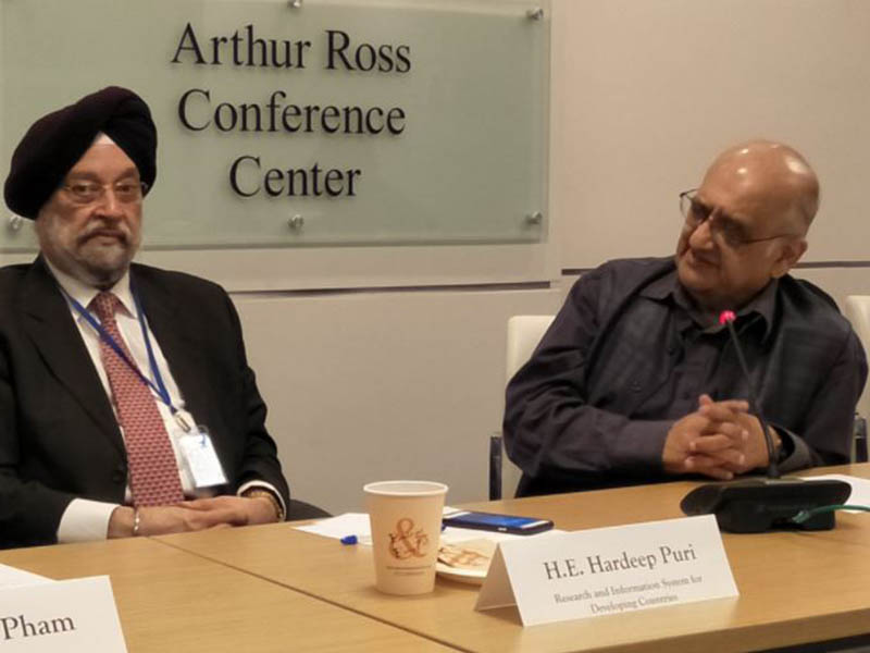 CPD_Professor Rehman Sobhan at HLPF 2017_Event by RIS India